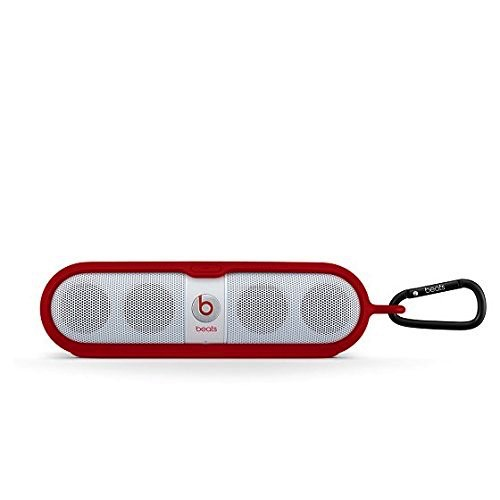 Beats MHDU2G/A Beats Pill Sleeve Red