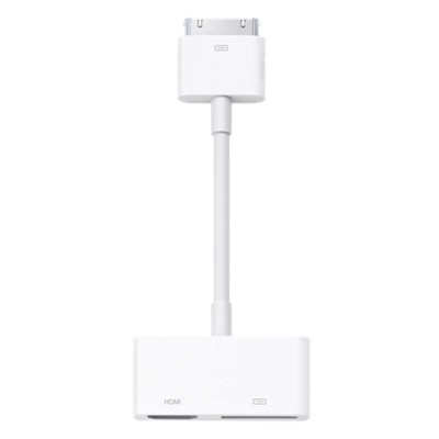 Apple MD098ZM/A 30-Pin Digital AV Adapter