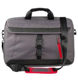 """Altego Altego 15"""" Laptop Slipcase Grey/Red"""