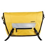 "Altego Altego 15"" Laptop Messenger Yellow"