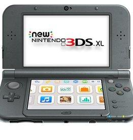 Nintendo Nintendo 3DS-XL Black
