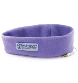 SleepPhones SleepPhones with Cord - Purple