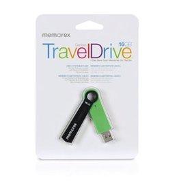 Memorex Travel Drive Capless 16GB