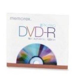 Memorex Memorex 2pk DVD-R