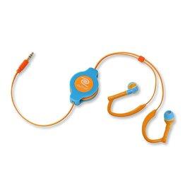 ReTrak ReTrak Sport Earbuds BLU/ORNG