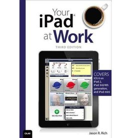 Book Your iPad at Work Book