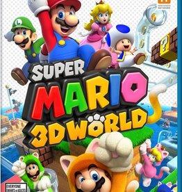 Nintendo Wii-U: Super Mario 3-D Worlds