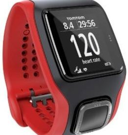 TomTom TomTom Runner GPS Watch/Heart Rate Monitor - Red