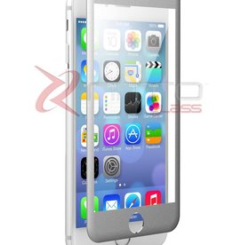 Nitro Glass Nitro Glass iPhone 6 4.7  Screen Protector (Silver)