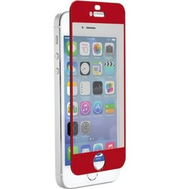 Nitro Glass Nitro Glass iPhone 5/5s/5c  Screen Protector (Red)