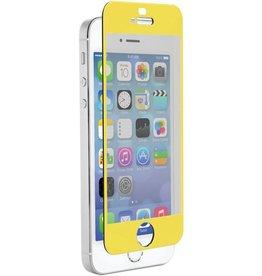 Nitro Glass Nitro Glass iPhone 5/5s/5c  Screen Protector (Soft Yellow)