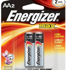 Energizer Energizer AA 2PK Batteries