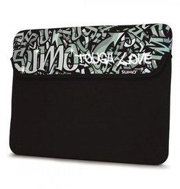 Sumo Sumo Graffiti iPad Sleeve (Black)