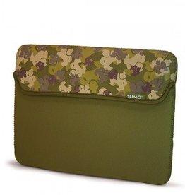 Sumo Sumo Camo iPad Sleeve (Green)