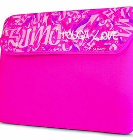 Sumo Sumo Graffiti iPad Sleeve (Pink)
