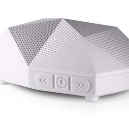 Outdoor Tech Outdoor Tech Turtle Shell 2.0 Rugged Wireless Boom Box White