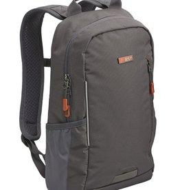 """STM STM 13"""" Aero Backpack Grey/Orange"""