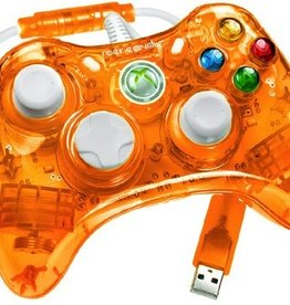 RockCandy Rock Candy Xbox One Wired Controller - Orange