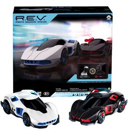 WowWee R.E.V. Robot Cars Game