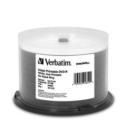 Verbatim Verbatim DVD-R 4.7 GB 8x - 50pk