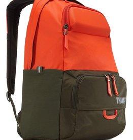 "Thule Thule Departer 21L Daypack Drab/Orange for 15"" Macbook Pro/14"" PC"