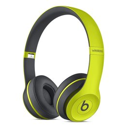 Beats MKQ12AM/A Beats Solo 2 Wireless Active - Shock Yellow