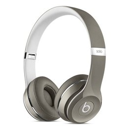 Beats MLA42AM/A Beats Solo 2 Luxe Edition - Silver