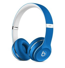 Beats ML9F2AM/A Beats Solo 2 Luxe Edition - Blue