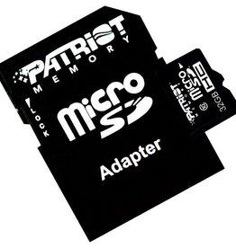 Patriot Patriot Memory 32GB MicroSDHC Class 10 Flash Card