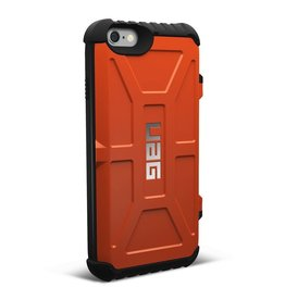 UAG UAG iPhone 6/6S Card Holder Phone Case - Orange