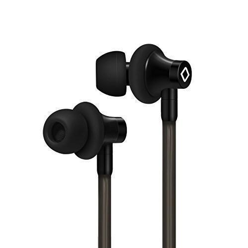 Aircom Aircom A3 Stereo Airtube Earbuds - Black