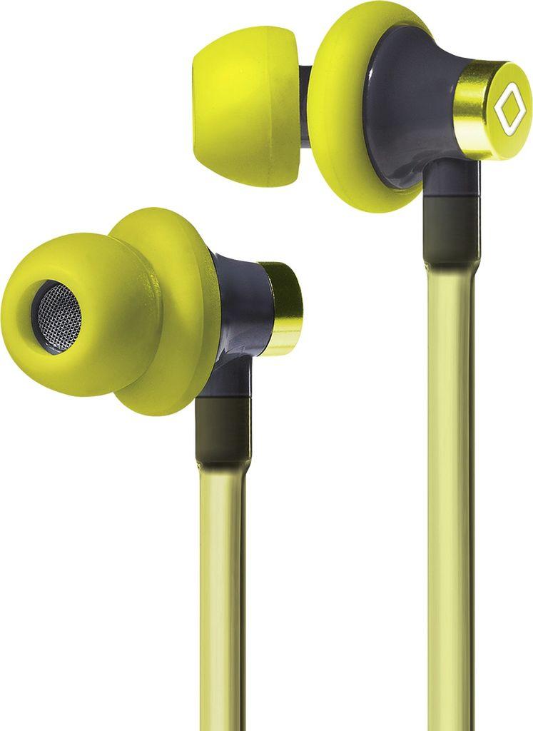 Aircom Aircom A3 Stereo Airtube Earbuds - Yellow