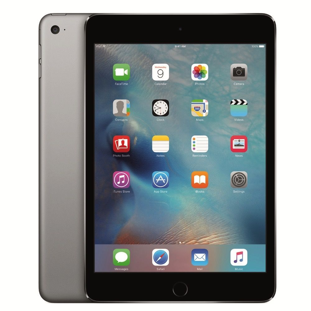 Apple MK6J2LL/A iPad Mini 4 Wi-Fi 16GB - Space Gray