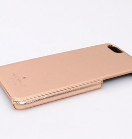 Kate Spade New York Kate Spade Wrap Case iPhone 6/6S - Saffiano Rose Gold