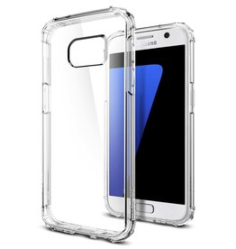 Spigen Spigen Galaxy S7 Shell Case -Clear