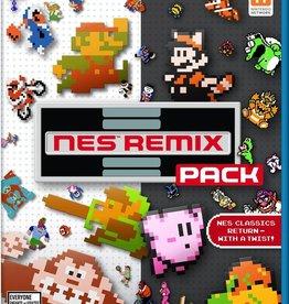 Nintendo Wii U NES Remix Pack