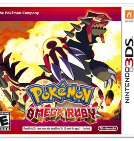 Nintendo 3DS: Pokemon - Omega Ruby