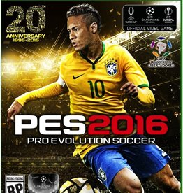 Microsoft XBox One: PES 2016 - Pro Evolution Soccer