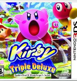 Nintendo 3DS Kirby Triple Deluxe