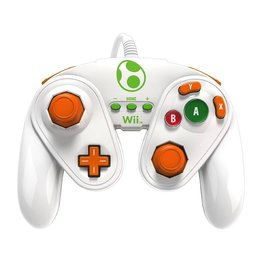PDP PDP Wii U Wired Yoshi Controller