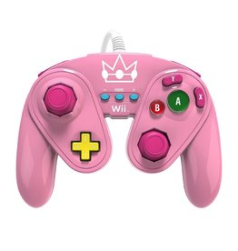 PDP PDP Wii U Wired Peach Controller