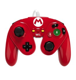 PDP PDP Wii U Wired Mario Controller