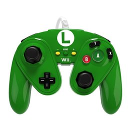 PDP PDP Wii U Wired Luigi Controller