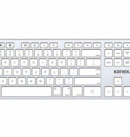 Kanex Kanex Bluetooth Multi-Sync Keyboard - White