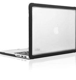 """STM STM Dux 15"""" Rugged Case for Macbook Pro Retina - Black"""