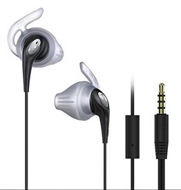 iLuv iLuv Earbuds w/ Mic Active - Black