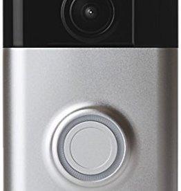 Ring Ring Video Doorbell - Nickel