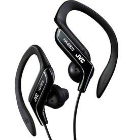 JVC JVC Sport Clip Earbuds - Black