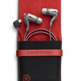 Plantronics Plantronics Go 2 BT Wireless Earbuds w/ Charging Case - White