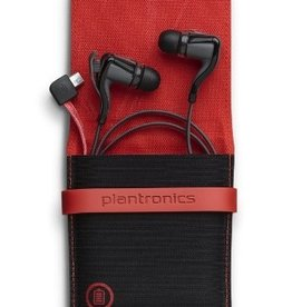 Plantronics Plantronics Go 2 BT Wireless Earbuds w/ Charging Case - Black